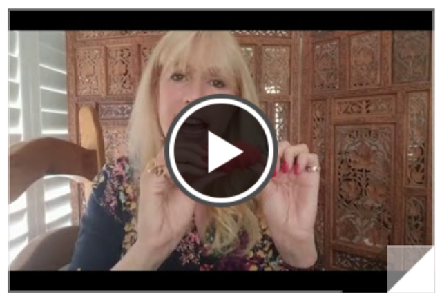 Video Blog: Creating a Conscious Intention to Shift Stress in the Face of Fear