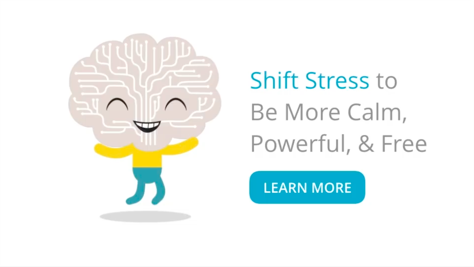 Video Blog: Shift Stress to be more calm and free