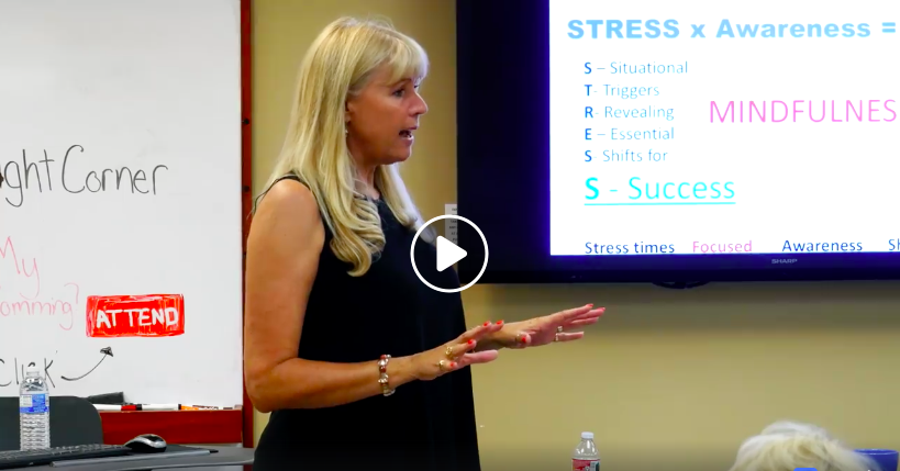 Video Blog: How Mindfulness Helps Reduce Stress