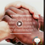Video Blog: Compassion awakens the heart