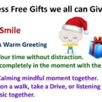 How to choose a mindful gift?