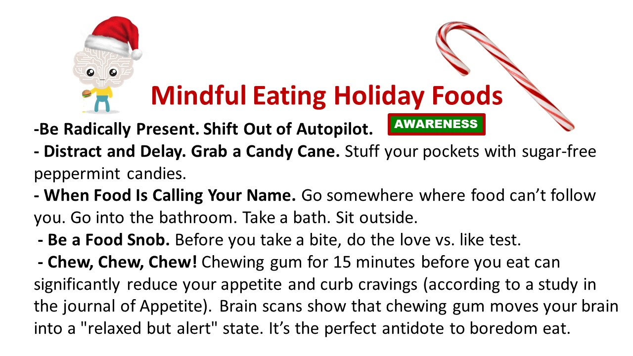 Mindful Holiday Eating