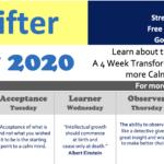 Stress Shifter's February Newsletter 2020