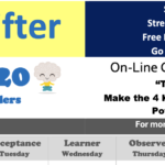 Stress Shifter's March Newsletter 2020