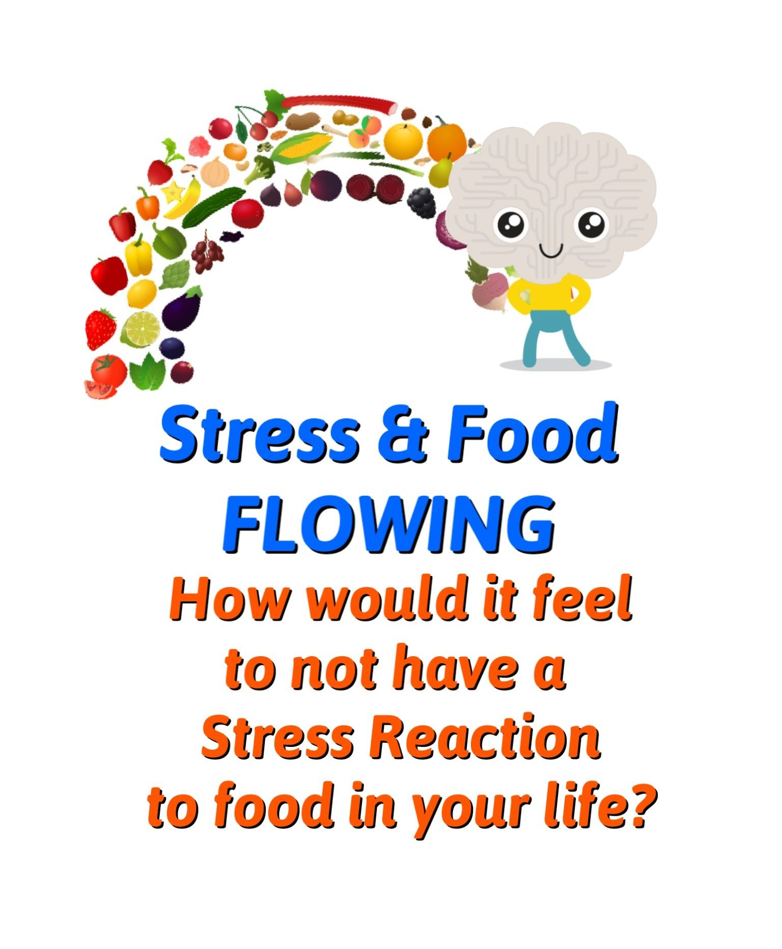 Stress & Food Flowing : How to Eat Mindfully?