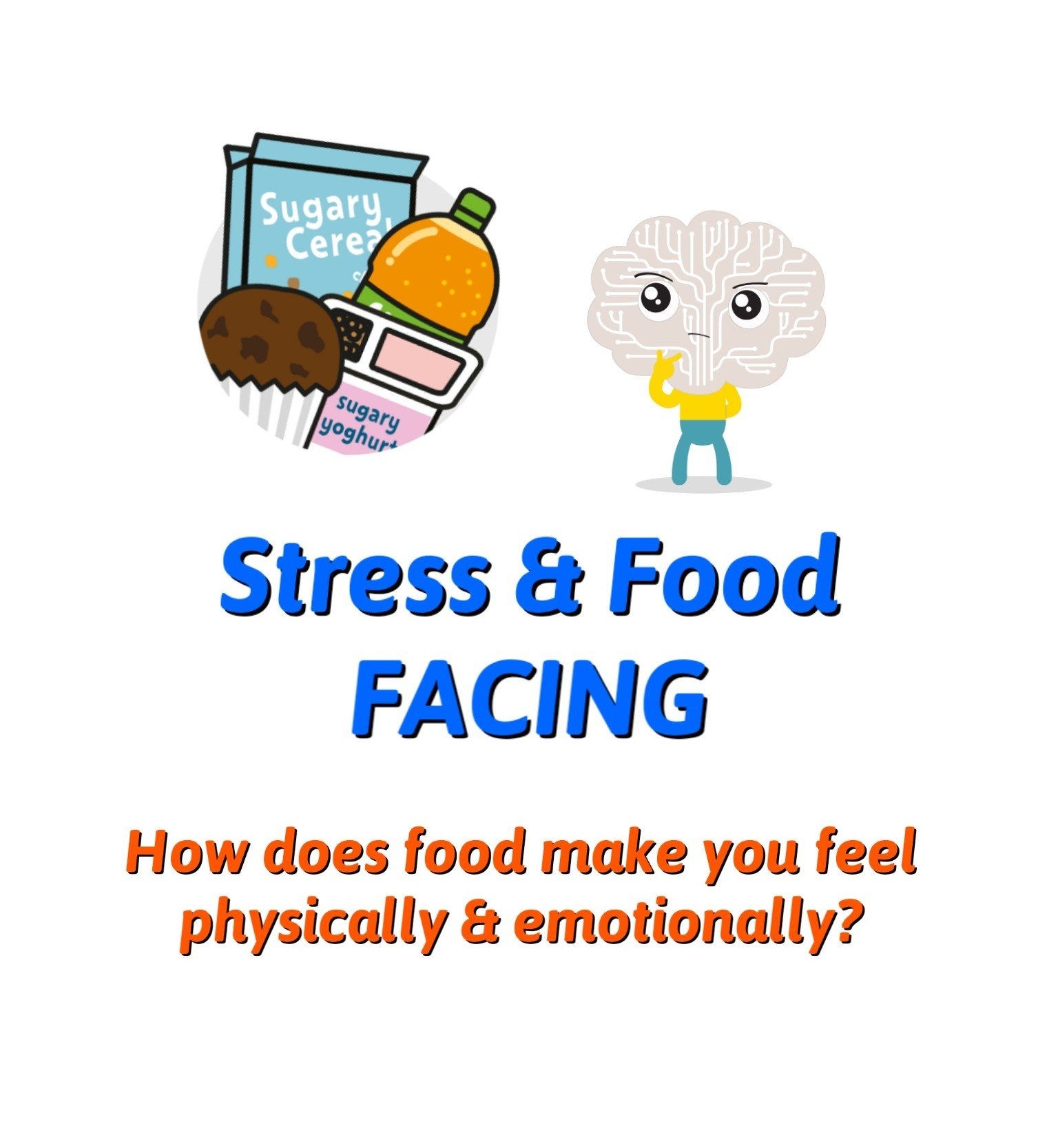 Stress & Food Facing