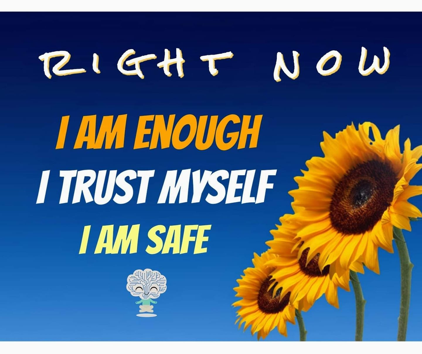 Creating Inner Safety with Self-Trust