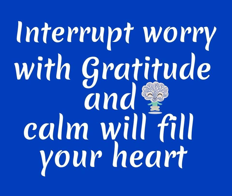 Being Grateful Helps the Mind and the Body