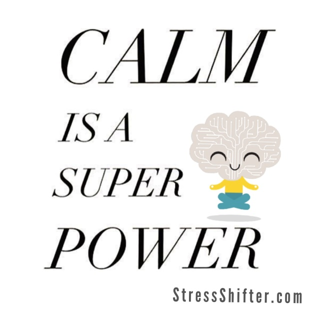 Creating Calm in a world