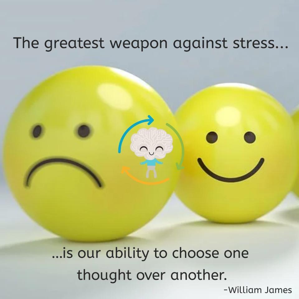 Stressors Happen Awareness Shifts