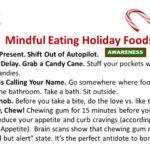 Mindful Holiday Eating